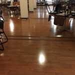 Waxed Floors